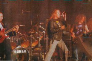 Human Zoo Soundstage gig. '94-'95.